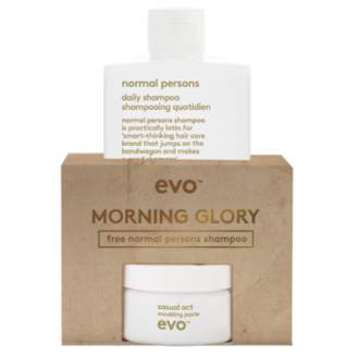 evo Casual Act With Free Normal Persons Shampoo