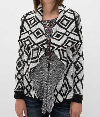 Element Moonstone Wrap Cardigan Sweater $89.50 thestylecure.com