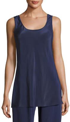 Christine Lingerie Opal Silk Camisole Top