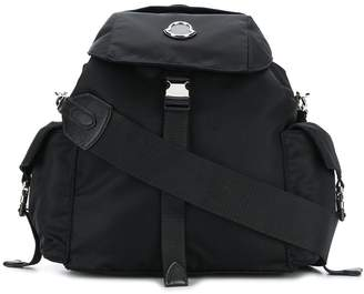 Moncler Dauphine buckled backpack