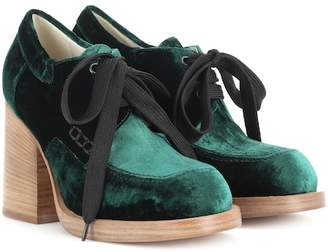 0478ae5e021 Green Velvet Shoe - ShopStyle