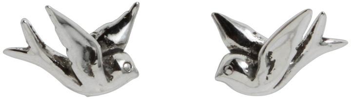 Juicy Couture Sparrow Stud Earrings