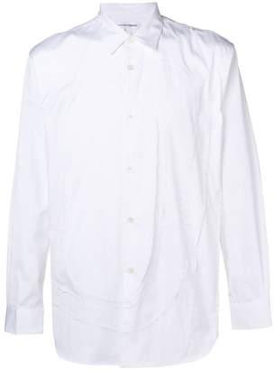 Comme des Garcons Cut and Sew shirt