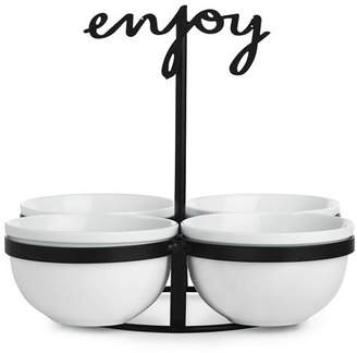 """The Cellar Enjoy"""" Condiment Set, Created for Macy's"""