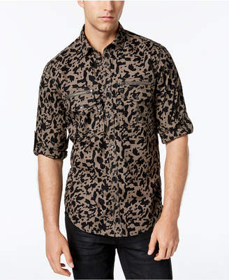 INC International Concepts I.n.c. Men's Yesterday Shirt, Created for Macy's
