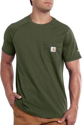 Carhartt Force Cotton Delmont T-Shirt - Men's