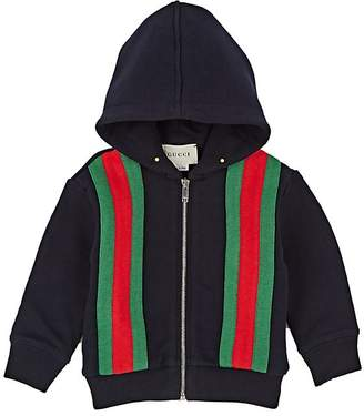 Gucci Infants' Striped Cotton French Terry Hoodie