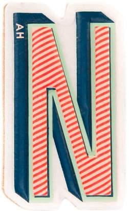 Anya Hindmarch 'N' sticker
