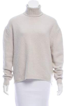 J Brand Turtleneck Knit Sweater