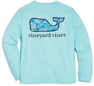 Vineyard Vines Boys' Turtle Starfish Tee - Big Kid $29.50 thestylecure.com