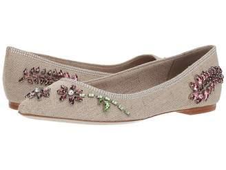 Tory Burch Meadow Embellished Flat Women's Shoes