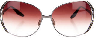 Barton PerreiraBarton Perreira Emmanuelle Oversize Sunglasses