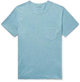 Outerknown Slub Organic Pima Cotton-Jersey T-Shirt