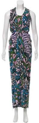 Matthew Williamson Sleeveless Maxi Dress w/ Tags
