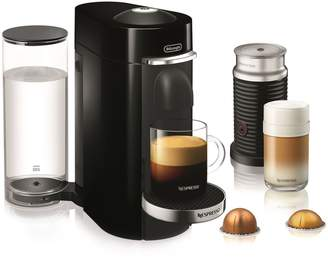 Nespresso VertuoPlus Deluxe by DeLonghi with Aeroccino3 Frother