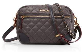 MZ Wallace Crosby Bedford Nylon Crossbody Bag