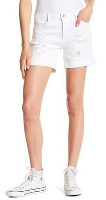 Tractr Distressed Cuffed Hem Shorts