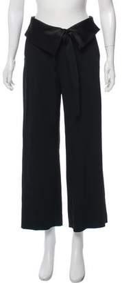 Jonathan Simkhai Crepe High-Rise Culottes