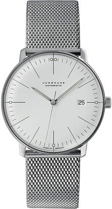 Junghans 027/4002.44 Max Bill stainless steel watch