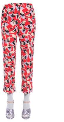 N°21 Crepe De Chine Pajama Trousers