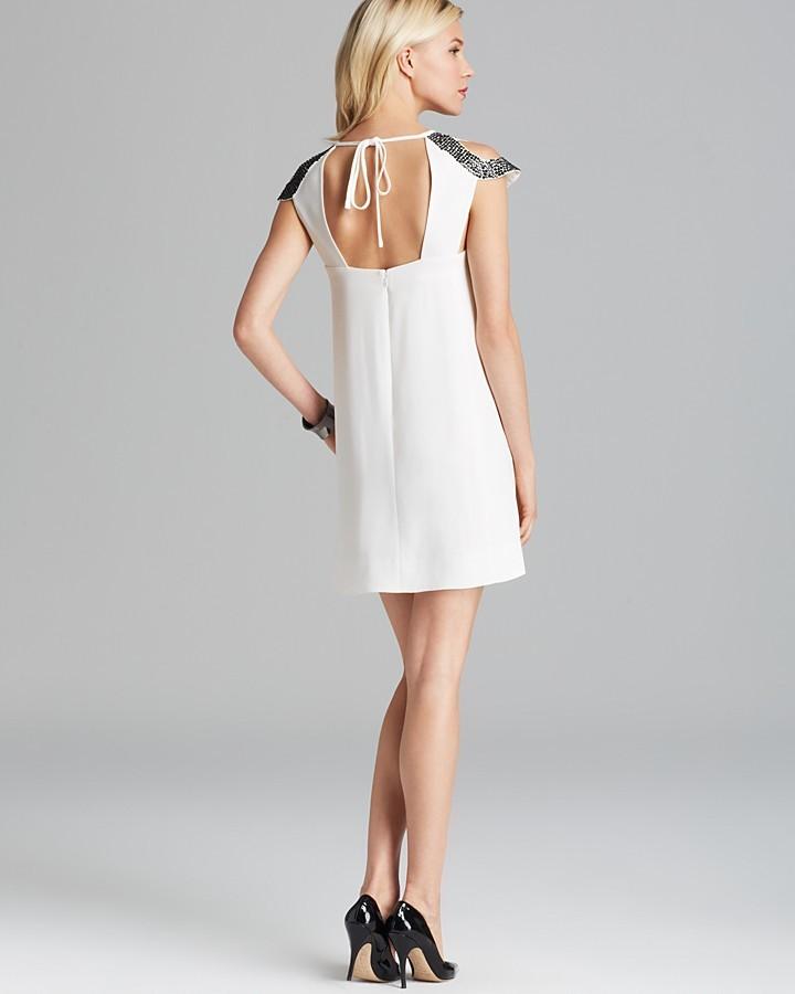 Diane von Furstenberg Dress - Achava Embellished