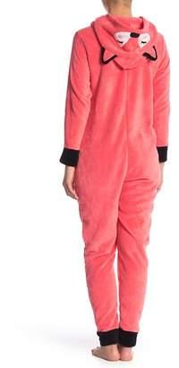Couture PJ Fox Hood Jumpsuit