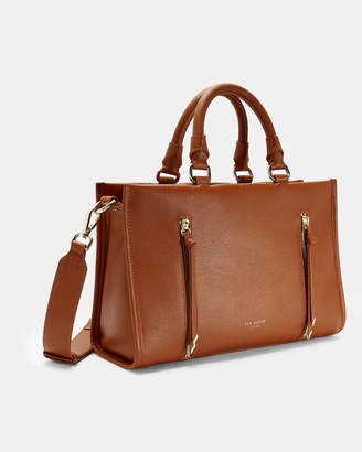 Ted Baker HANEE Small double zip tote bag