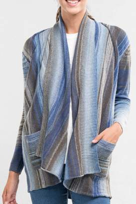 Love Stitch Lovestitch Stripe Cardigan