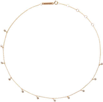 Chicco Zoe Dangling Diamonds Necklace