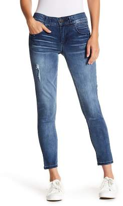 Democracy Ab Technology Lux Skinny Jeans (Petite)