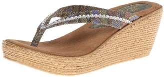 Sbicca Women's Sitar Wedge Sandal