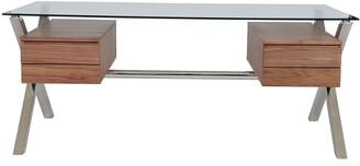 Pangea 2 Compartment Beverli Desk