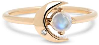 Liesel Love Jewelry - Moon Of My Life Ring Moonstone