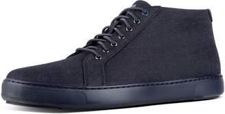 FitFlop Andor Men's Denim High-Top Sneakers
