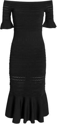 Alexis Sheira Knit Midi Dress