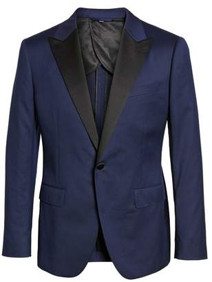 Bonobos Capstone Slim Fit Italian Wool Blend Dinner Jacket