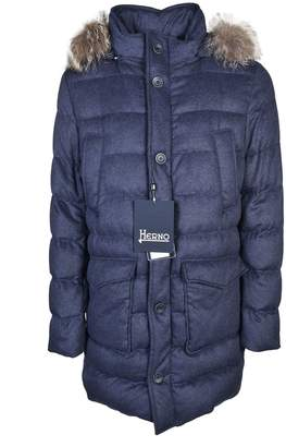 Herno Fur Collar Down Jacket