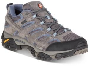 Merrell Women's Moab 2 Waterproof Sneakers Women's Shoes