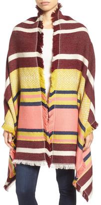 Collection XIIX Cabana Stripe Wrap $58 thestylecure.com