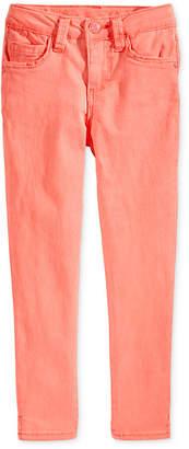 Celebrity Pink Super Soft Colored Denim Jeans, Toddler Girls (2T-5T)