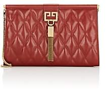 Givenchy Women's Gem Medium Leather Shoulder Bag - Brown