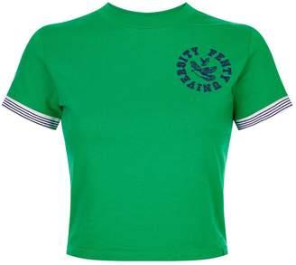 Puma Fenty Cropped Vintage T-Shirt
