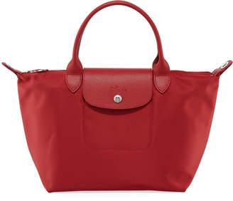 c4b7ad28a Longchamp Le Pliage Neo Small Nylon Tote Bag