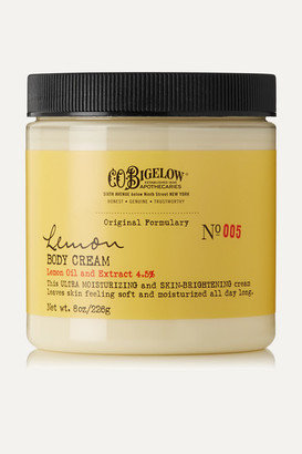 C.O. Bigelow Lemon Body Cream, 226g - Colorless
