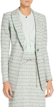 St. John Riana Multi Tweed Jacket
