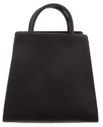 Zac Posen Smooth Leather Tote