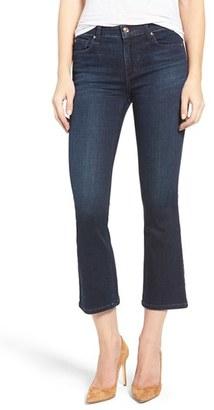 Women's Joe's Jeans Olivia Crop Flare Jeans $179 thestylecure.com