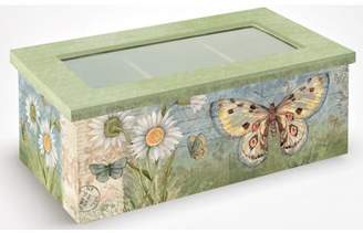 Lang Butterfly Daisy Tea Box