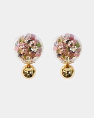 Gems Fantasy Bubble Earrings