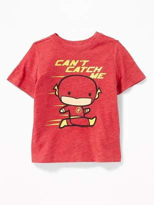 """Old Navy DC Comics The Flash """"Can't Catch Me"""" Tee for Toddler Boys"""